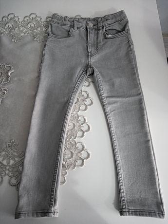 Spodnie jeans chłopięce