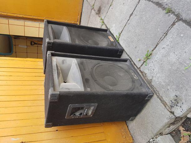 Głośniki estradowe 2 sztuki
