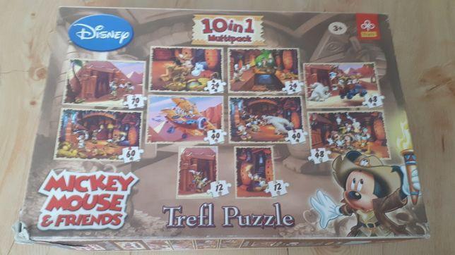 Puzzle Trefl Mickey Mouse