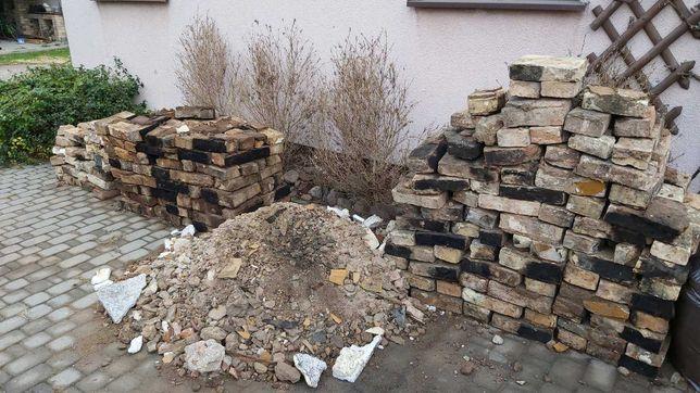 Oddam cegły z rozbiórki komina