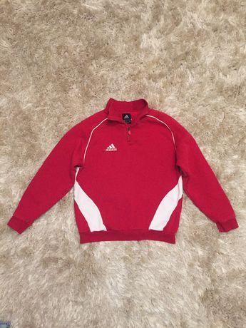 Bluza dresowa dres Adidas 70% bawełna roz. 168 lub M Stan bardzo dobry