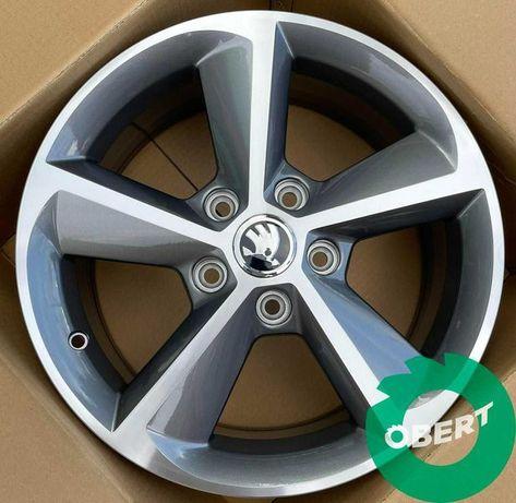 Новые диски 5*112 R16 на Skoda Octavia Superb Vw Golf Jetta Passat