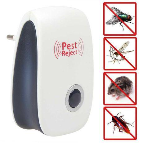 MXZ ультразвуковой отпугиватель: насекомых,грызунов,мышей,крыс,таракан