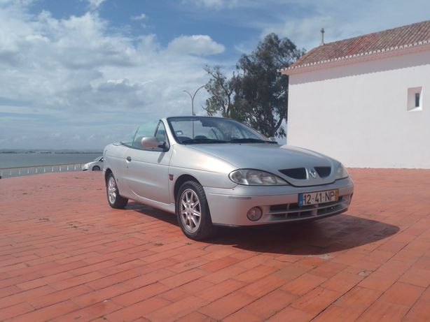 Vendo Renault megane cabrio 1.4 16v