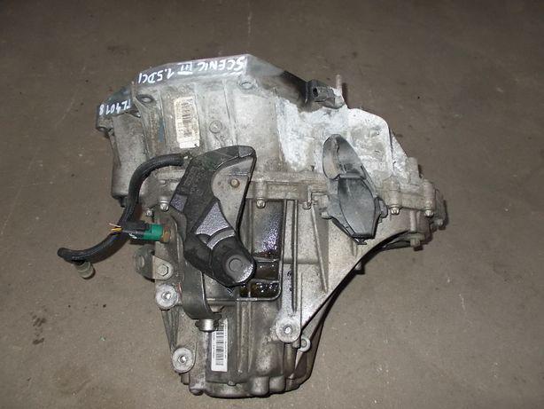 Skrzynia biegów T4018 SCENIC III 1,5 DCI