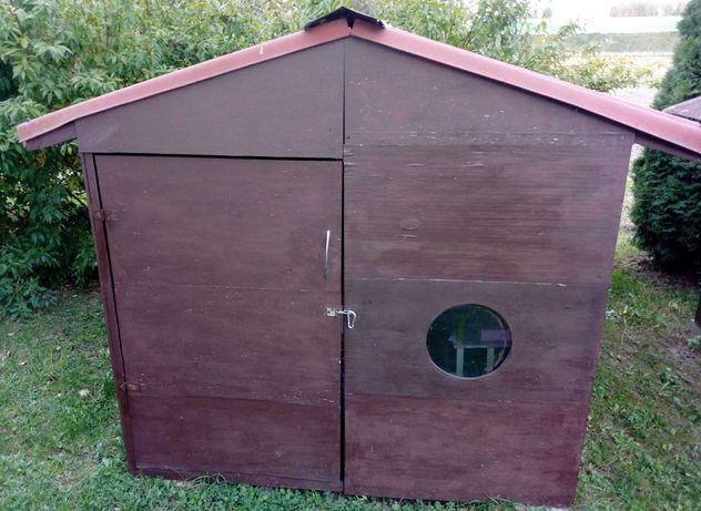 Sprzedam domek drewniany dla dziecka