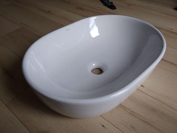 Umywalka nablatowa Rea Amelia