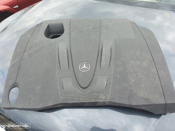 Proteção Superior do Motor - tampa do Motor - Mercedes C 200-220 CDI AMG - 2007