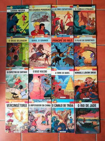 21 Livros Alix Edições 70 e Asa