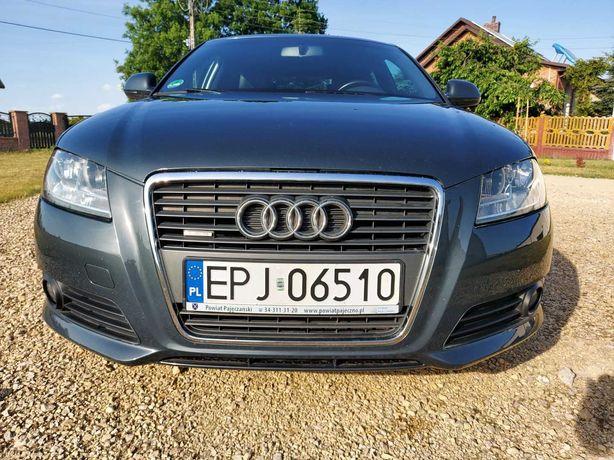 Audi A3 8P Quattro 170 km Pełny S-Line tylko 126000km