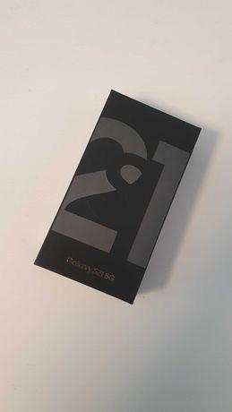 Nowy Samsung Galaxy S21 5G 128GB Grey