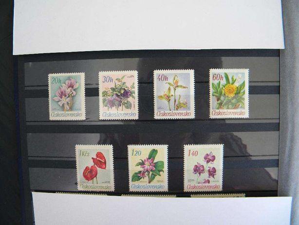 znaczki czechosłowacja