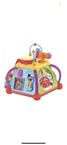 Детская игрушка развивающий куб