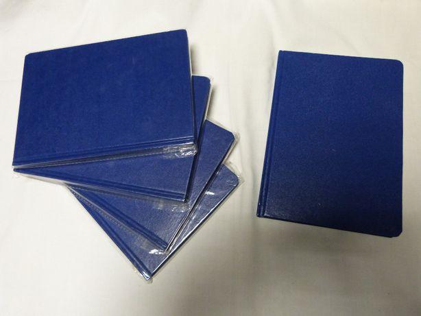 5 Cadernos apontamentos Staples