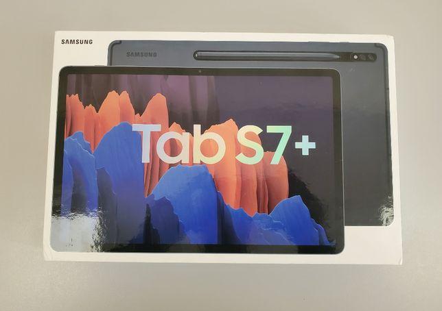 Планшет Samsung Galaxy Tab S7 Plus 128GB Wi-Fi Black