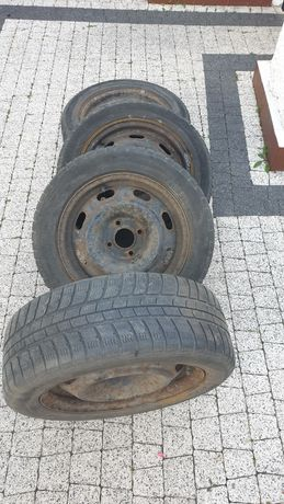 Koła Opel Corsa
