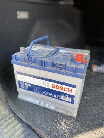 Аккумулятор Bosch S4 026 12v 630A 70Ah