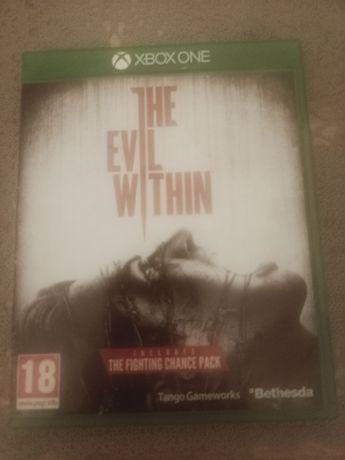 Gra Xbox one Evil