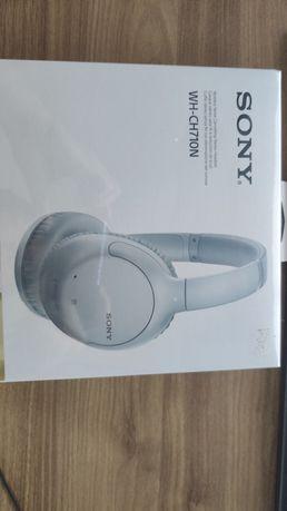 Bezprzewodowe słuchawki WH-CH710N Białe