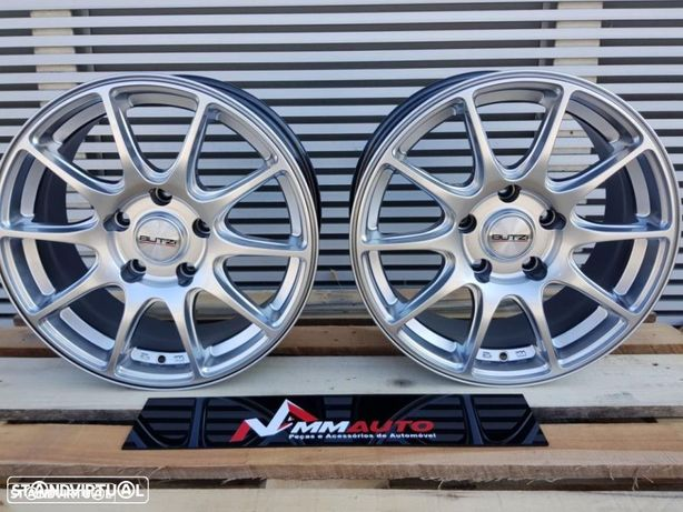 Jantes Butzi Acrab 16 Silver