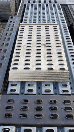 Sztapel aluminiowy LOHR L 920 mm komplet - uzywany