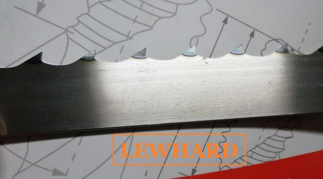 Piła taśmowa trakowa do drewna Lewhard Silver 35x1.1x4000 ROH trak