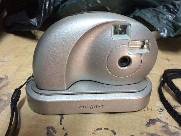 webcam Creative 750 - Armação de Pera