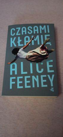 Książka - Czasami kłamię, Alice Feeney, nowa