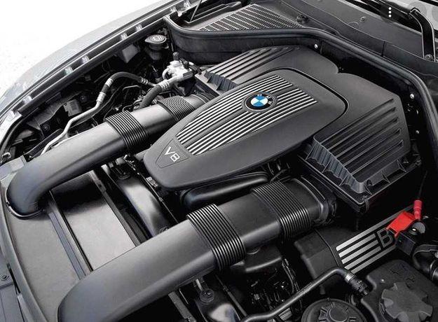 Двигун N62B48B BMW X5 E70 4.8i Мотор N62 БМВ Х5 Е70 Двигатель N62/TU
