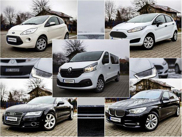 Wynajem Aut / Wypożyczalnia Samochodów / Zastępcze / Do Ślubu / Busy