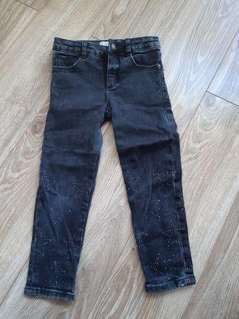 Dżinsy rurki Zara