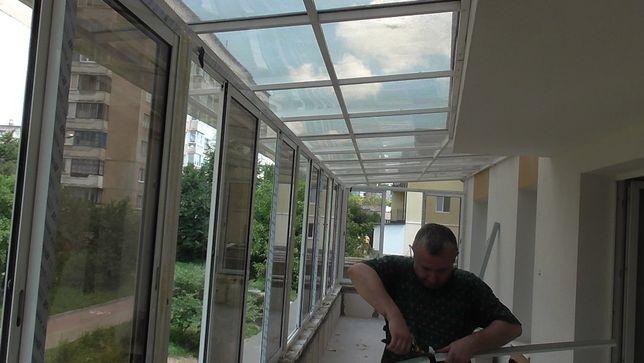 дашки над балконами