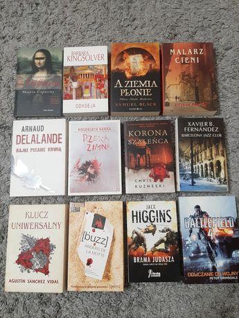 Książki,  150zl całość
