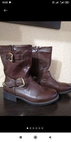 Ботинки сапоги демисезонные