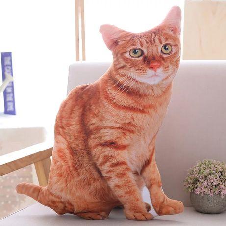 Almofada gato amarelo