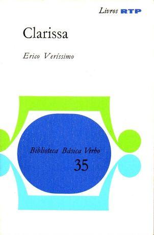 Livro - Clarissa - Érico Veríssimo