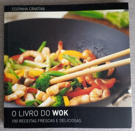 Livro de Wok (receitas frescas e deliciosas)