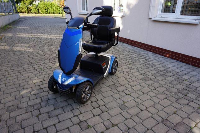 Skuter, wózek inwalidzki elektryczny Rascal Vectra Sport 2019r.
