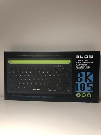 Klawiatura bluetooth blow bk105 android IOS windows