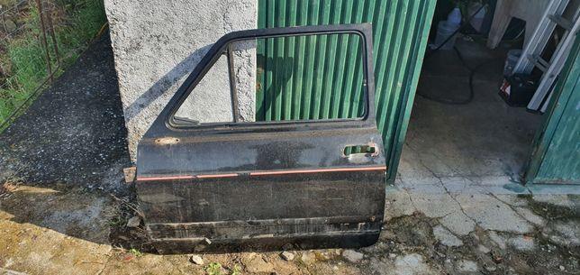 Fiat 127 porta esquerda