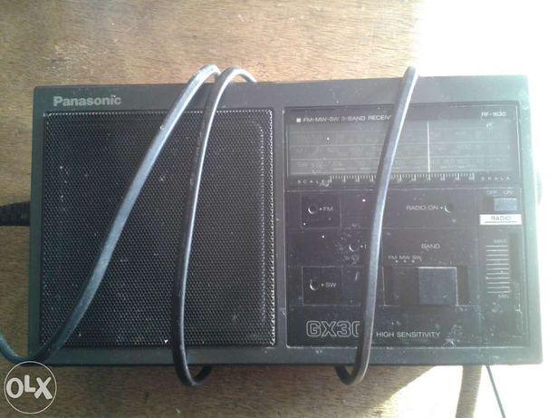 Rádio Panasonic