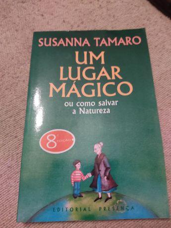 Um lugar mágico de Susanna Tamaro