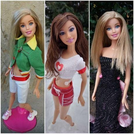 Кукла Барби Маттел Шарнирная красотка Йога