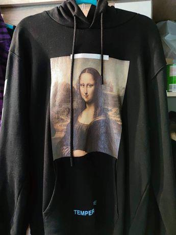 Hoodie Off-White Mona Lisa
