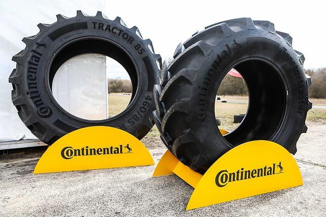Opona nowa 320/85R28 (12,4R28) Continental Tractor 85 Wysyłka/Montaż