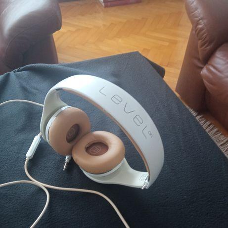 Słuchawki Orginalne SAMSUNG LEVEL On Białe