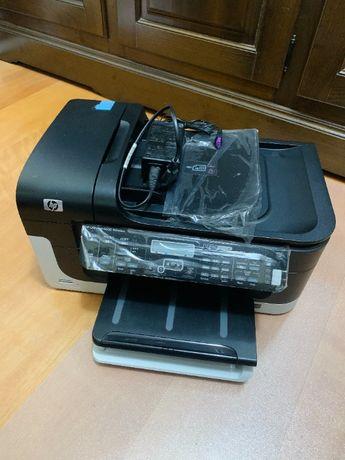 Impressora HP Officejet 6500 Wireless (para arranjo ou peças)