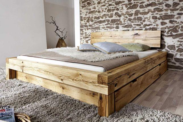 Кровати из дерева на заказ.