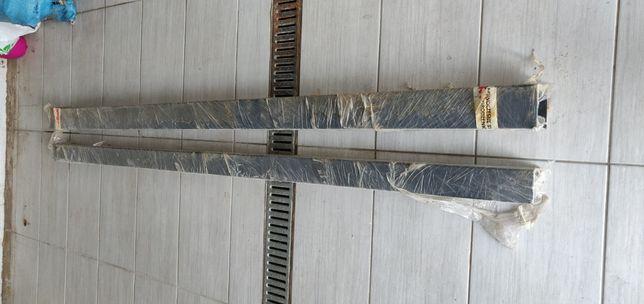 2x slupek 8x8 i 10x10 na 225cm Konsport brama ogrodzenie furtka