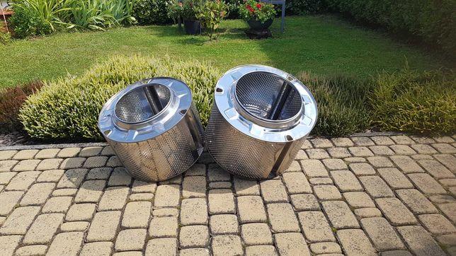Bęben pralki na grill lub stolik